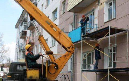 Покраска домов и кап. ремонт